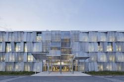 Корпуса Федерального политехнического университета Лозанны