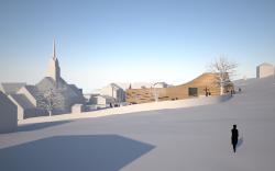 Новая церковь коммуны Ульстейн