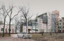 Реконструкция зданий, ул. М. Дмитровка