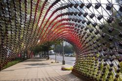 Самые необычные летние конструкции в структуре городской среды