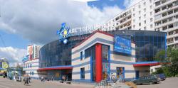 Торговый центр «Солнечный ветер»
