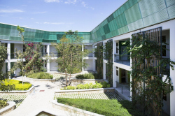 Туберкулезный госпиталь GHESKIO – Павильон Людвига