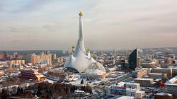 Проект-концепция храма Святой Екатерины