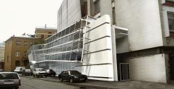 Пристройка к зданию концертного зала ГОУ Государственного музыкального училища им. Гнесиных