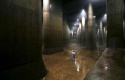 Подземный мир японских ливневок