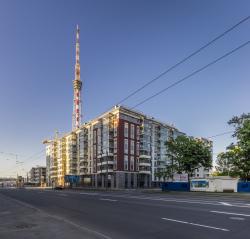 """Жилой комплекс «Skandi Klubb», 1 очередь (совместно с """"Semren & Mansson"""")"""