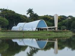 Развлекательный комплекс в Пампулье, шедевр Оскара Нимейера, включён в список ЮНЕСКО
