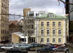Новое здание Российского Библейского общества в Москве