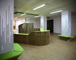Проект интерьера Дома культуры «Зодчие»