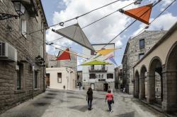 Коробка с карандашами: на Сардинии появилась инсталляция, придуманная Ренцо Пьяно