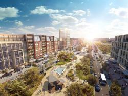 Развитие территории старого аэропорта города Саратова