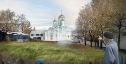 Проект русского культурного центра в Рейкьявике (Александр Солдатов)