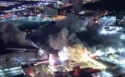 Одно из самых знаменитых казино Лас-Вегаса взорвали