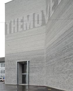 Базельский художественный музей. Новое здание