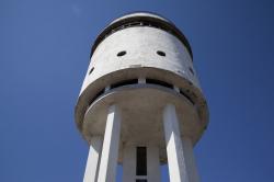 Как восстанавливали Белую башню в Екатеринбурге