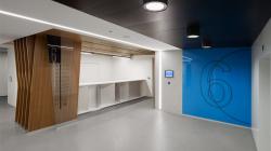 Интерьеры офиса «Газпром Медиа-Холдинг»