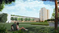 Архитектурное проектирование санатория