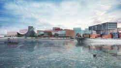 Концепция «Метаполис». Проект благоустройства Никольской набережной