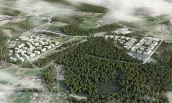 Концепция комплексной жилой застройки поселка Заречье