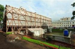 Что происходит в Летнем дворце Петра I