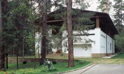 Загородный дом в поселке Дунино