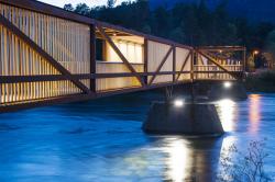 Мост в ритме ударных