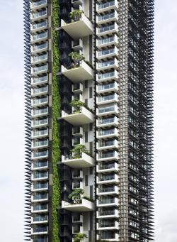 Башня Newton Suites