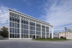 Новое здание Мосгордумы