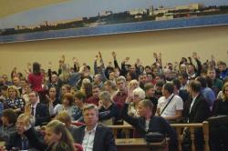 На слушаниях по Генплану Ижевска поправки приняли с перевесом в 7 голосов