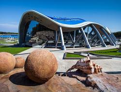 Научно-исследовательский комплекс «Приморский океанариум» (г.Владивосток, остров Русский)