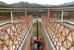 Биеннале бамбуковой архитектуры открылась в провинции Чжэцзян