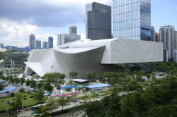 Музей современного искусства и градостроительная выставка – MOCAPE