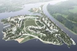 Многофункциональный автономный район «Остров»