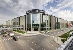 Project of multifunctional complex on the Leningrad Highway