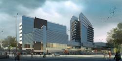 Административно-деловой комплекс металлургической компании