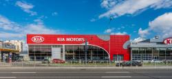 Автосалон «Аларм-Моторс KIA» на Савушкина. Реконструкция