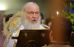 Патриарх Кирилл освятит после реставрации Успенский собор в Лондоне