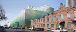 Комплекс зданий гостинично-делового центра