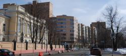 Жилой комплекс в Оболенском переулке
