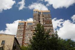 Жилой комплекс на улице Врубеля