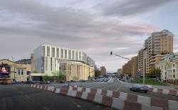 Многофункциональный гостиничный комплекс на ул. Б. Каменщики