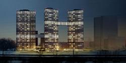 Многофункциональный спортивно-жилой комплекс в Химках