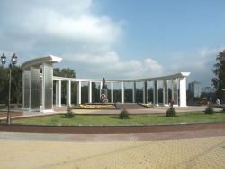 Мемориально-парковый комплекс в г. Пушкино