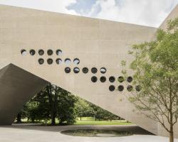 Швейцарский национальный музей – новое крыло