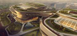 Комплекс Guangzhou Infinitus Plaza