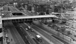 Восстановление исторического канала на месте магистрали