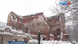 Памятник архитектуры под угрозой: усадьбе Гребнево угрожает стройка