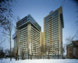 Residential complex, Shabolovka street