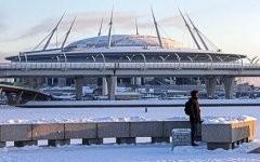 Подрядчик сообщил об окончании работ по строительству «Зенит Арены»
