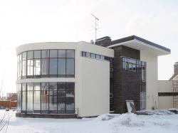 Частный дом в поселке Ромашково